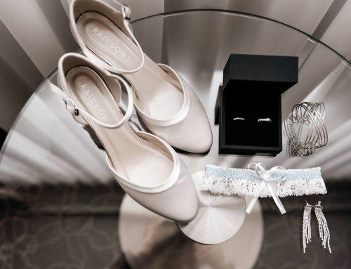 Was Sie an Ihrem Hochzeitstag mitbringen sollten