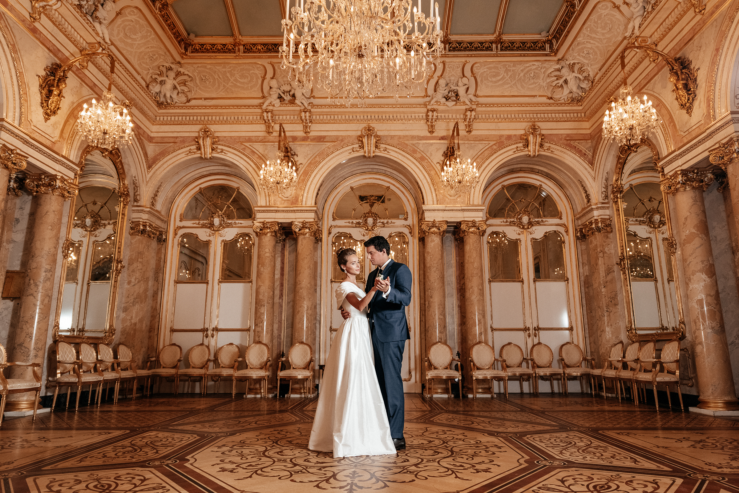 My 10 favorite locations for a wedding photoshoot in Vienna